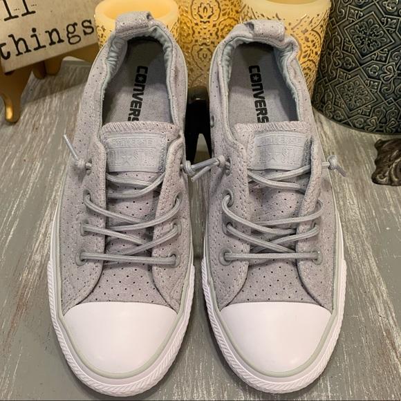 Converse Chuck Taylor Wolf Grey Shoreline sneakers
